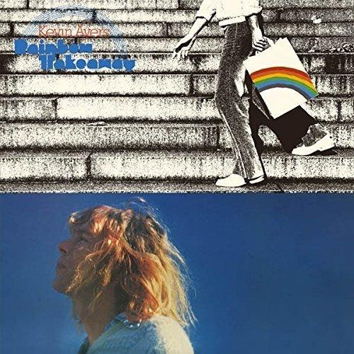 レインボウ・テイクアウェイ <Progressive Rock 1300 SHM-CD>