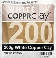 White COPPRclay 200 Gm [並行輸入品]
