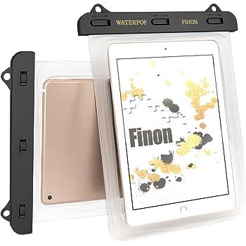 Finon(フィノン) 7-10inch WATERPOF CASE 7-10インチ 防水ケース ネックストラップ(首掛け付き) Wat10C