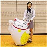 エアPOP 招きねこ[招き猫]【ディスプレイ?装飾品?飾り付け】  21956