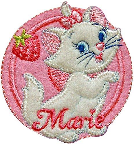 パイオニア ワッペン ディズニー おしゃれキャット マリー MY550-MY133