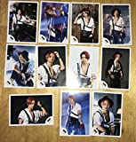 NEWS EMMA 撮影 写真 個人 11枚 セット 最新 2/10 (増田貴久)