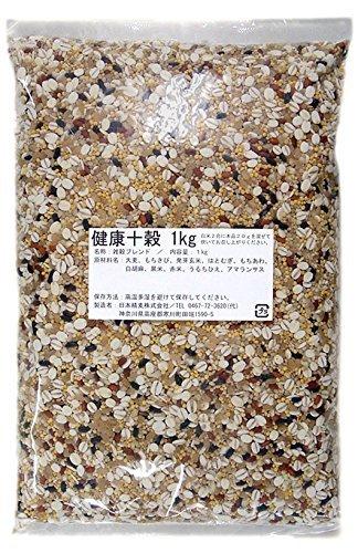 日本精麦 健康十穀 1kg