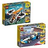 LEGO Creator Creator Bundle Building Kit (218 Piece) Stacking Toys
