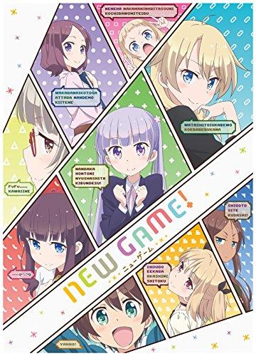 TVアニメ「 NEW GAME! 」 キャラクターソングミニアルバム(仮)