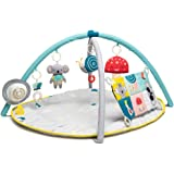 """Taf Toys 4 in 1 music and light All around me baby gym thickly padded with soft mat and a unique """"Sensi-center"""" for a variety"""