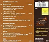 Mozart;Requiem 画像
