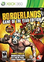 Borderlands Game of the Year Edition (輸入版) - Xbox360