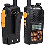 BaoFeng UV-6R Dual Band Two Way Radio Transceiver 136-174/400-520MHz High Power 5W/1W 65-108MHz FM [並行輸入品]