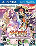 Shiren The Wanderer: The Tower of Fortune and the Dice of Fate (輸入版:北米) - PS Vita