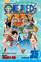 One Piece, Vol. 35 by Eiichiro Oda(2010-03-02)