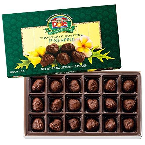 ハワイ 土産 ドールプランテーション パイナップルチョコレート 3箱セット (海外旅行 ハワイ お土産)