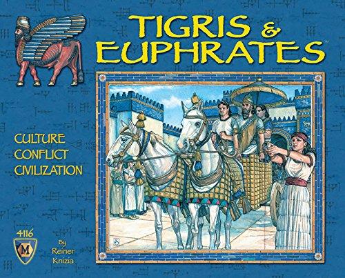 チグリス・ユーフラテス (Euphrates & Tigris) [並行輸入品] ボードゲーム