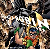 All Star Batman & Robin the Boy Wonder 2007 Calendar