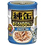 純缶ミニ3P かつお節入り 65g×3缶パック×24本