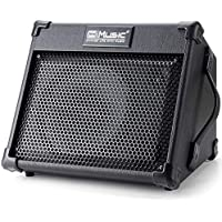Coolmusic Battery Powered Acoustic amplifier,Bluetooth搭載 アコー…