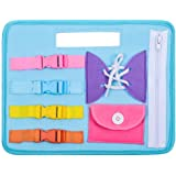 LITTLEFUN Montessori Toddler Busy Board Toys for Kids- Best Toy Gift