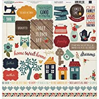 The Story Of Our Family Cardstock Stickers 12X12-Element by Echo Park Paper