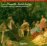 Fran莽ois Le Roux - Songs by Camille Saint-Sa毛ns (1997-02-10)