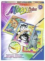 Kätzchen Mixxy Colors Midi: Magische Linien - Einfaches Malen