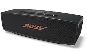 Bose SoundLink Mini Bluetooth speaker II : Bluetoothスピーカー ポータブル/ワイヤレス リミテッドエディション ブラック/カッパー SLink Mini II BLCP 【国内正規品】