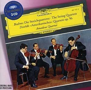 The String Quartets/Dvorak: Quartet, Op. 96