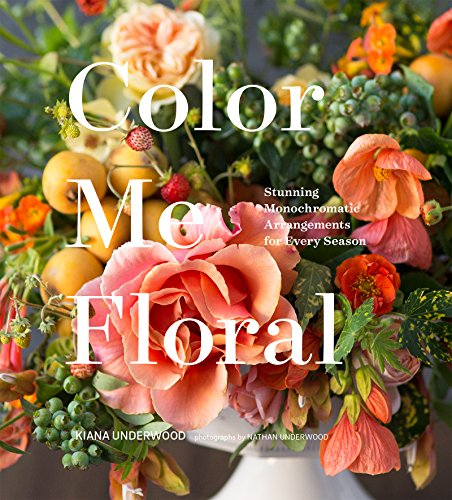 Color Me Floral: Stunning Mono...