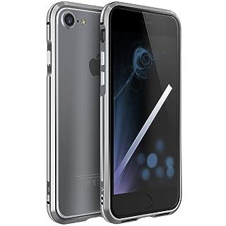 0013fc0b4b Jepop iPhone 7 plus 金属フレーム 航空宇宙アルミニウムカバー 極薄 超軽量 衝撃防止 EVA緩衝綿付き
