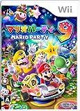NINTENDO マリオシリーズ マリオパーティ 9 Wii RVL-P-SSQJの画像