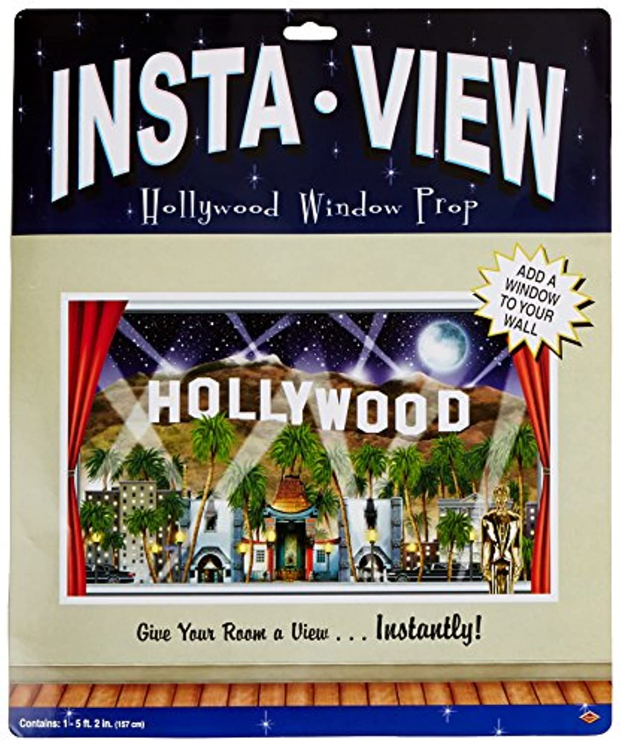 Beistle 52312 Hollywood insta-view、38