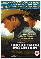 Brokeback Mountain [DVD] [2005] [Import]