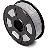 Fashion3D Printer PLA Filament 1.75mm 1KG/Roll for Creality/ANYCUBIC/Flashforge (Grey)