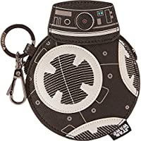 Loungefly by Disney ~ Star Wars BB-9E ~ Black Mini Dome Shaped Purse Bag