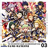THE IDOLM@STER SideM 3rd ANNIVERSARY DISC 03(桜彩/RIGHT WAY,SOUL MATE/RAY OF LIGHT)