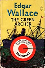 The Green Archer Kindle Edition
