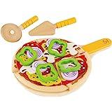 Hape Children's Hape Homemade Pizza Play Set