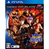 コーエテクモ the Best DEAD OR ALIVE 5 PLUS - PS Vita
