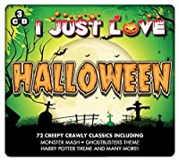 I Just Love Halloween