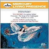 Stravinsky: Firebird/Fireworks