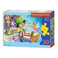 ピノキオCastorlandジグソーパズル( 30ピース)