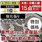 沖縄三線(本皮)二重張り 10点セット