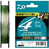 ダイワ(DAIWA) PEライン UVFエメラルダスデュラセンサーLD+Si2 0.4-0.8号 200m 5カラー