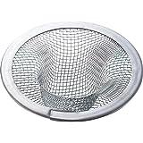 SANEI 洗面台に 洗面器アミゴミ受 ステンレス製 排水口径30~38mm対応