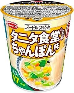 エースコック ヌードルはるさめ タニタ食堂監修 ちゃんぽん味 41g×6個