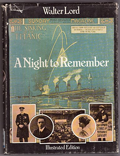 a plot summary of walter lords night to remember Overview synopsis book report or summary of walter lords a night to remember we found no such entries  analysis of a night to remember click on a plot link to.