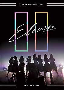 【Amazon.co.jp限定】22/7 LIVE AT STUDIO COAST 〜11(イレブン)〜 (通常盤) (BD) (ビジュアルシート2枚組付) [Blu-ray]