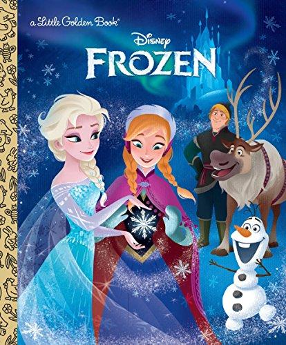 Frozen (Disney Frozen) (Little...