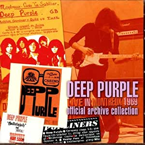 Live in Montreux 1969 (Reis)
