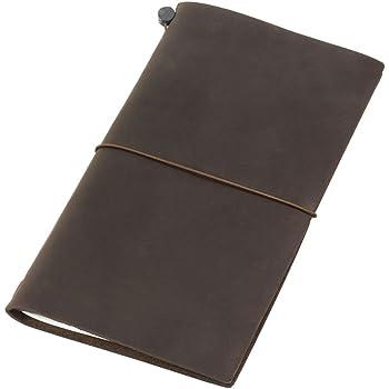 トラベラーズノート Traveler's note book 茶 チャ 13715006