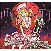 フランドール・スカーレットミニアルバム『Scarlett Princess』【同人CD】